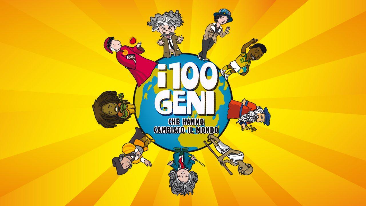 100 Geni che hanno cambiato il Mondo